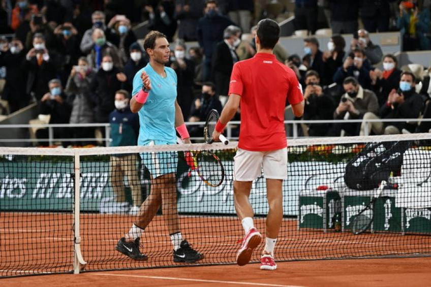 Patrick Mouratoglou: 'Novak Djokovic wasn't ready to challenge Rafael Nadal in Paris'