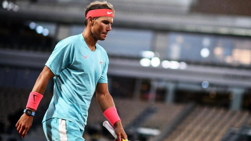 "Rafael Nadal: ""During the Lockdown my body did not react well"""