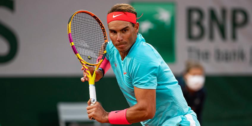 'Nadal won French Open by returning 8 meters behind the baseline', says French ace
