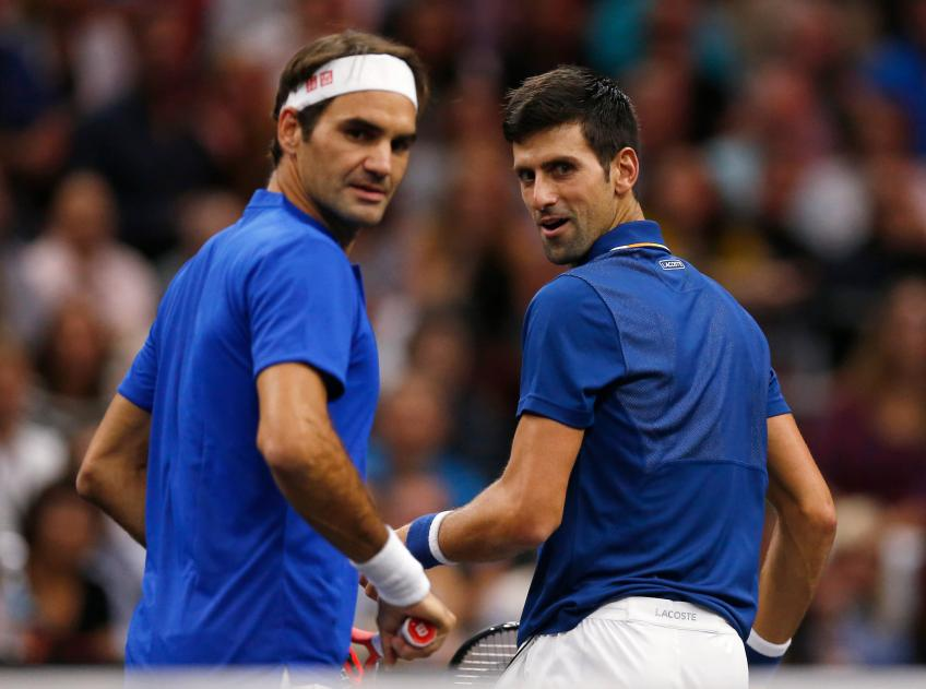 'Overtaking Roger Federer is Novak Djokovic's goal', says top coach