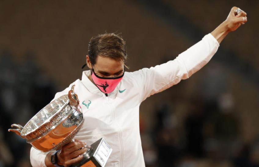 'Rafael Nadal's game can be as overwhelming as lava from volcano', says former No. 2