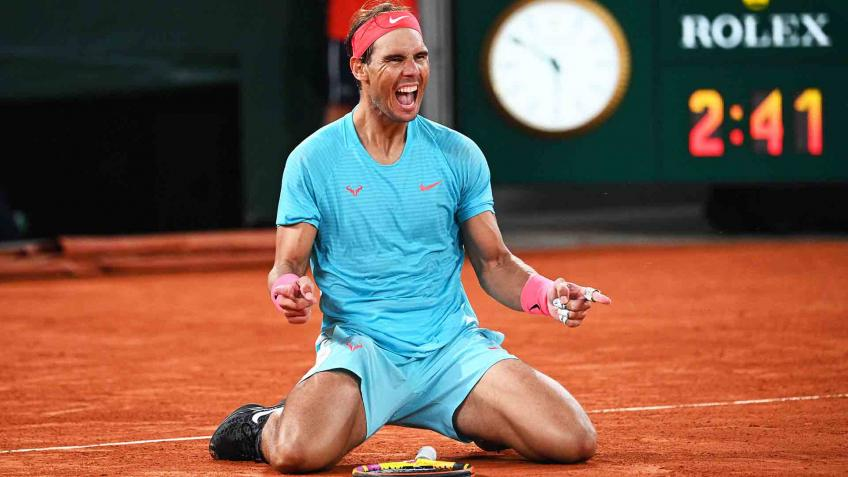 'By winning under these conditions, Rafael Nadal sent a strong message', says analyst