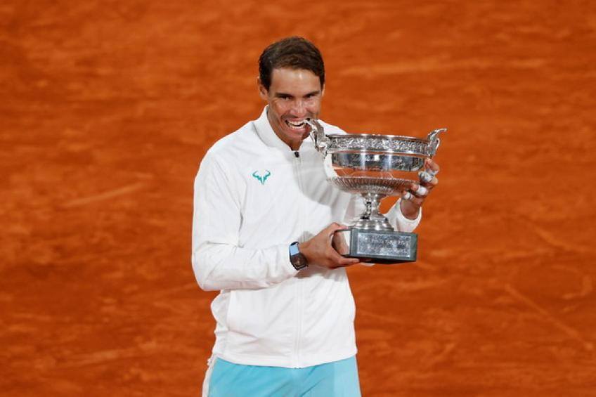 Rafael Nadal: 'Matching Roger Federer's Major record seemed impossible'