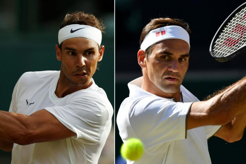 """Schwartzman: """"Roger Federer and Rafael Nadal fight to be the GOAT"""""""