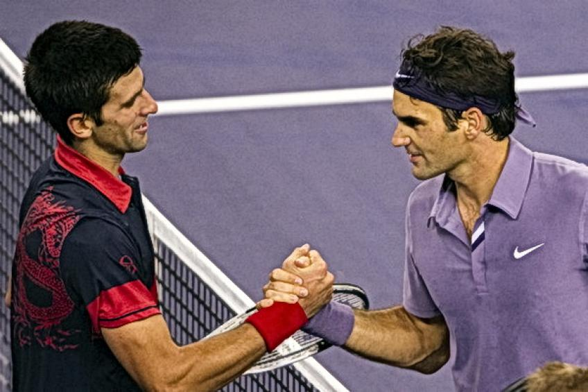 Shanghai Flashback: Roger Federer downs Novak Djokovic to set Andy Murray clash