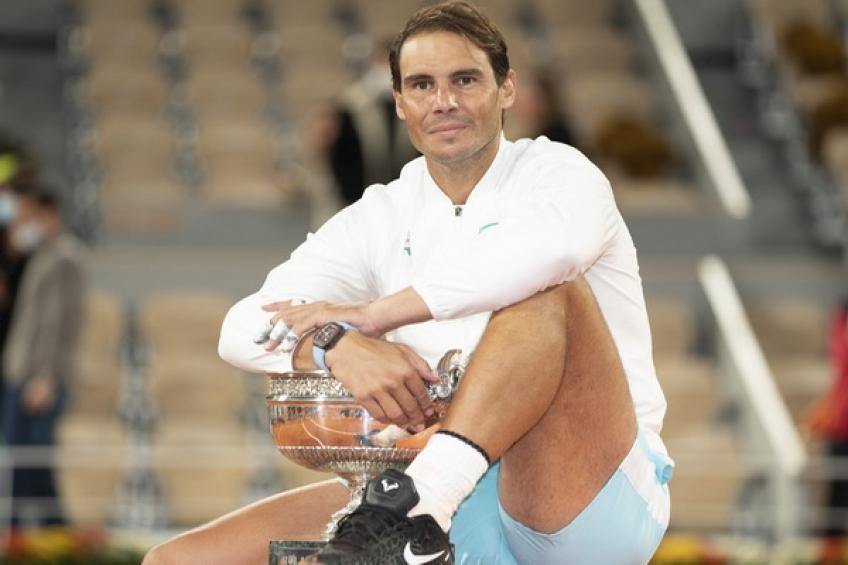 Rafael Nadal: 'Roger Federer and I created a rivalry that has surpassed boundaries..'