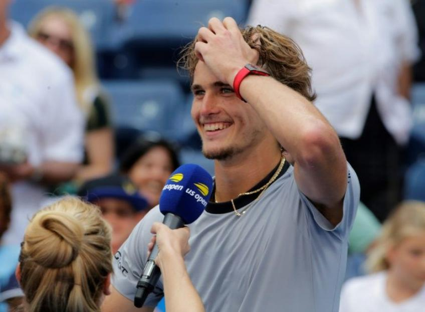 Alexander Zverev: Mischa Zverev beat John Millman easier because he is better than me