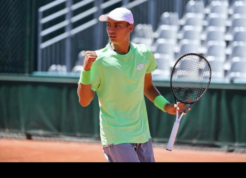 RG Junior champion: I'd rather watch Roma-Lazio than Roger Federer-Rafael Nadal