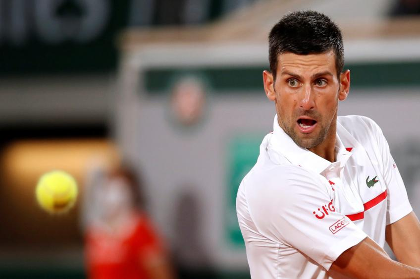 "Djokovic: ""If I beat Roger Federer's record I ..."""