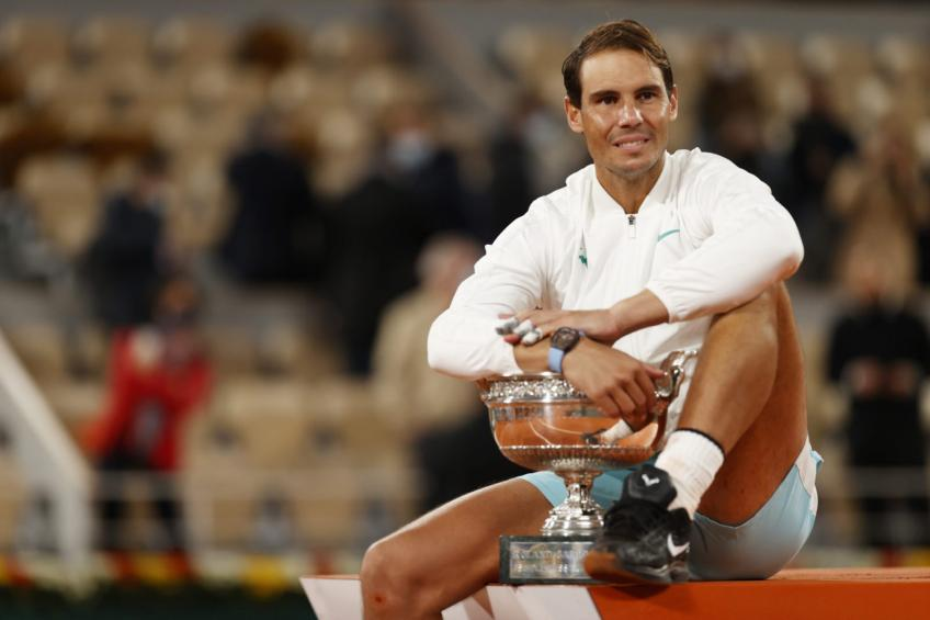 Rafael Nadal: 'I only do that if it is an insurmountable problem'