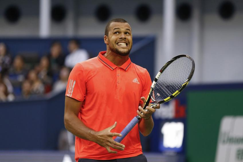 Shanghai Flashback: Jo-Wilfried Tsonga survives a bagel against Rafael Nadal