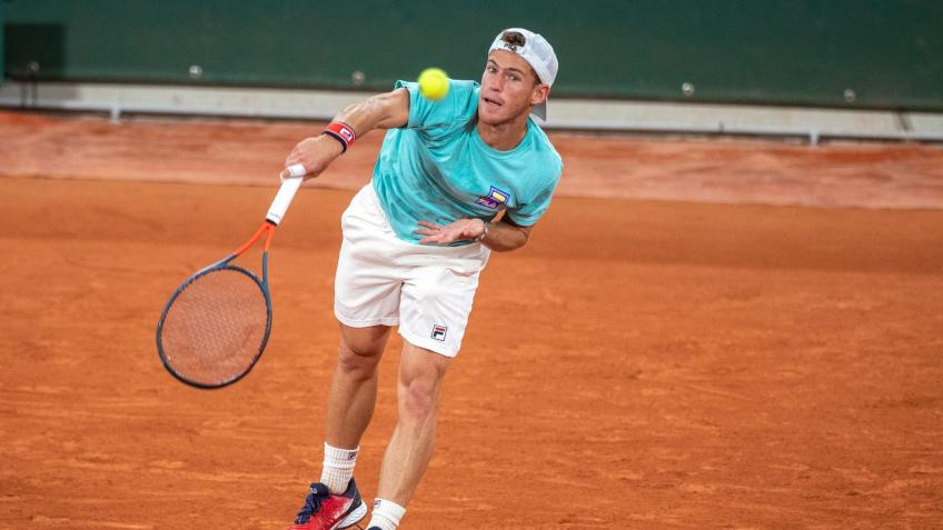 Diego Schwartzman aiming to stop Alexander Zverev's bid for Cologne double
