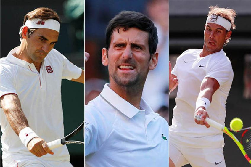 'The reason Federer, Nadal, Djokovic are still out there is...', says former Top 10
