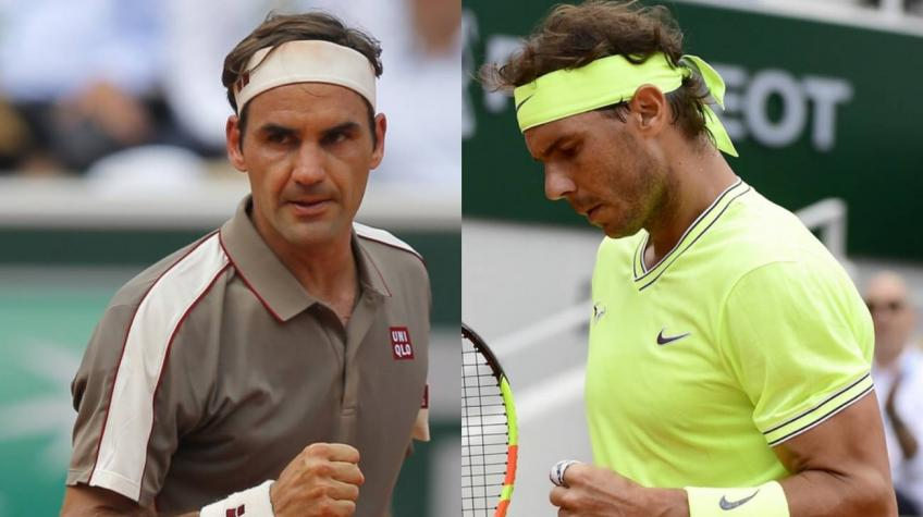 'Rafael Nadal is level with Roger Federer now', says cricket legend