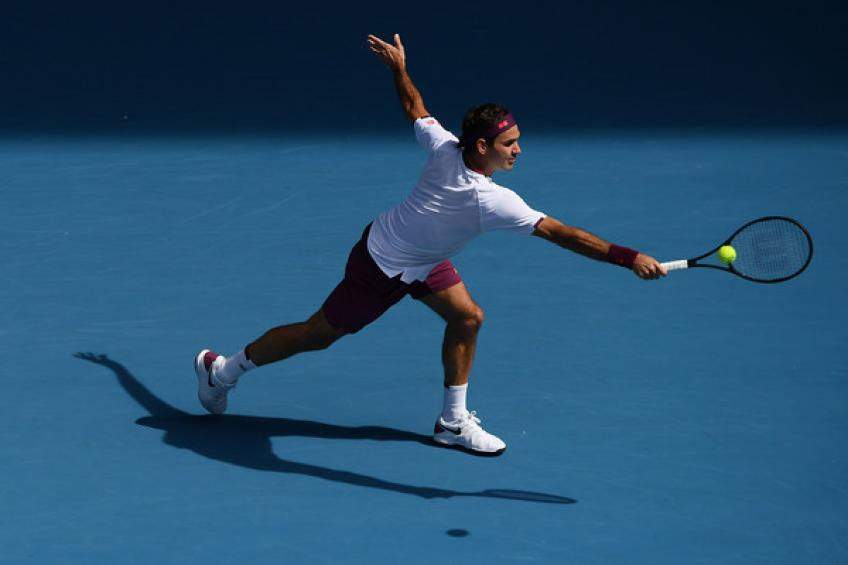 Roger Federer: 'I'm working hard to return as soon as possible'