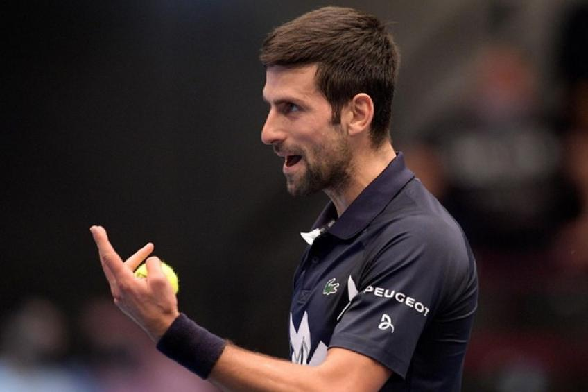 ATP Rankings: Novak Djokovic moves 17 weeks from Roger Federer's record despite..