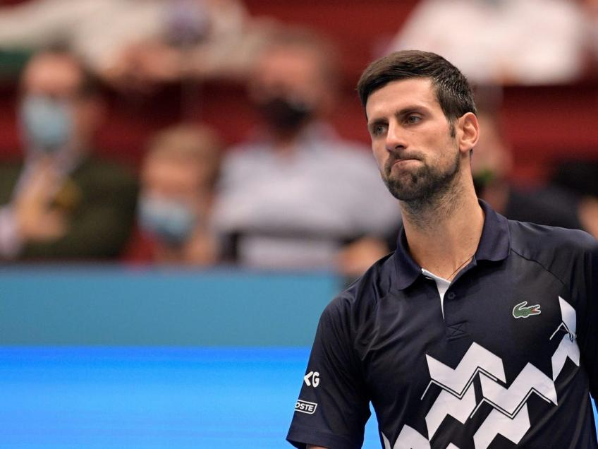 """Djokovic destroyed by Radovic's death: """"I didn't really want to play"""""""