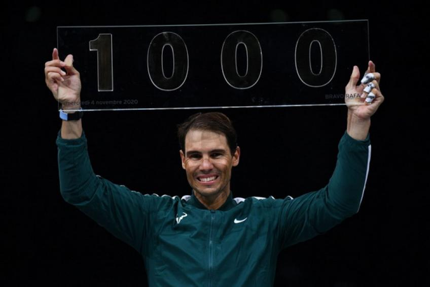 Rafael Nadal: 'I made the worst possible start before finding my game'