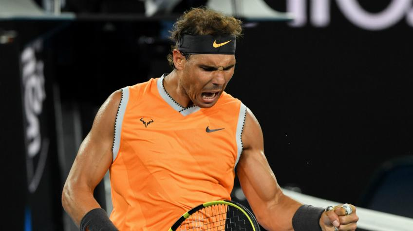 Rafael Nadal: 'The atmosphere between the players is good but...'