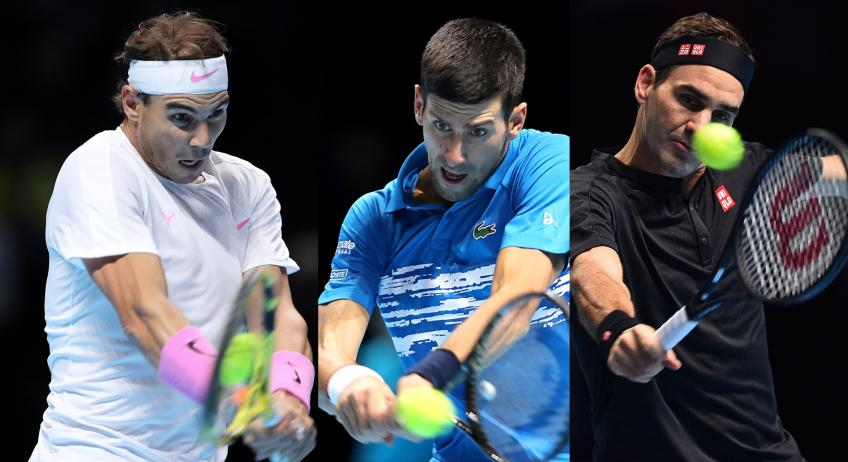 'It's a pleasure to have Federer, Nadal, Djokovic at the same time', says ATP star