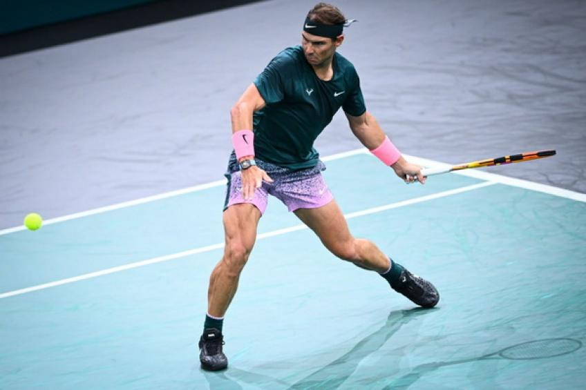 Rafael Nadal: 'To chase title, I have to improve this element of my game..'
