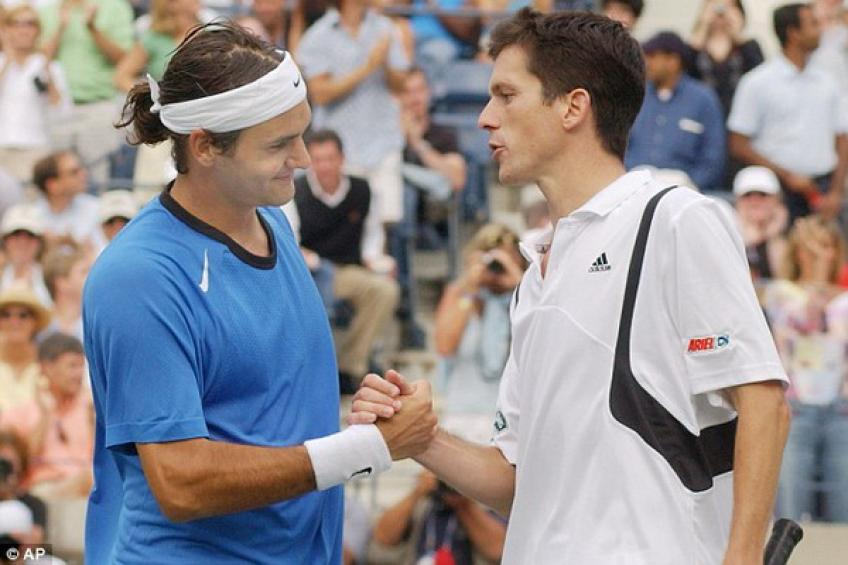 Tim Henman: 'Roger Federer has nothing to prove, and he still wants to..'