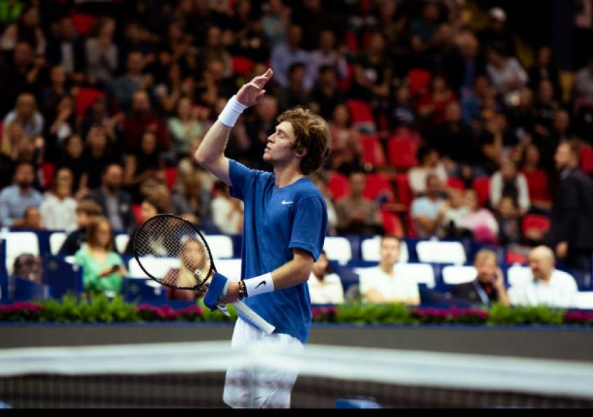 Andrey Rublev on being top-10 player: I don't feel yet if it's real