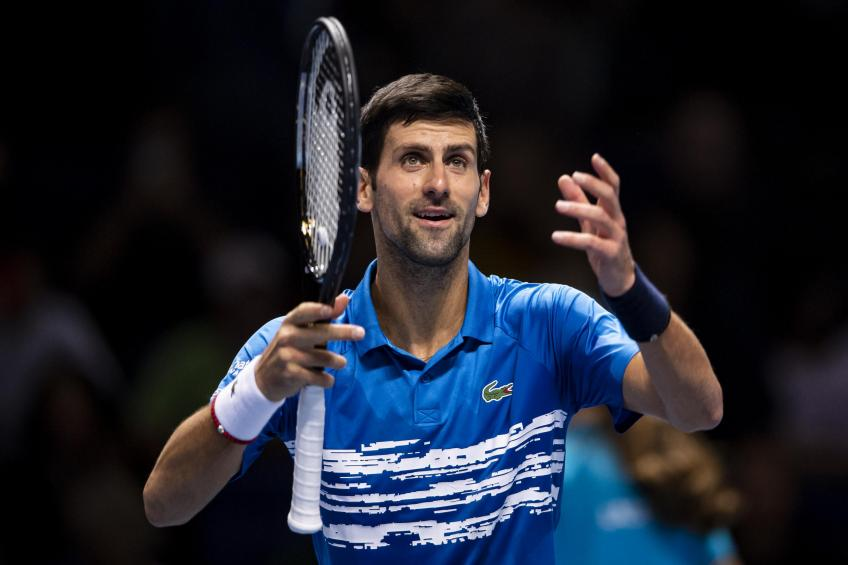 Novak Djokovic: I've had some thrilling matches with Nadal & Federer at ATP Finals