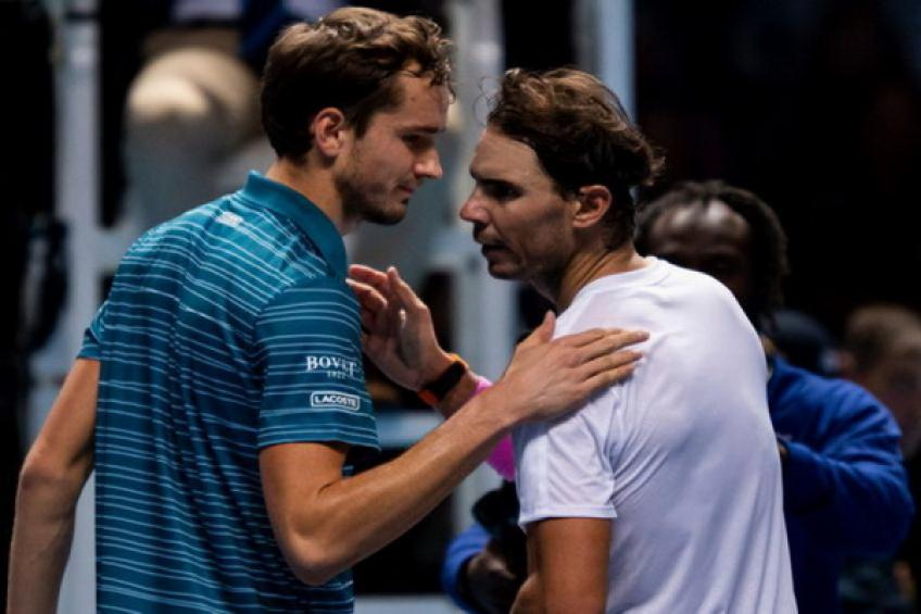 Daniil Medvedev: 'After that tough Rafael Nadal loss, I was disappointed for..'
