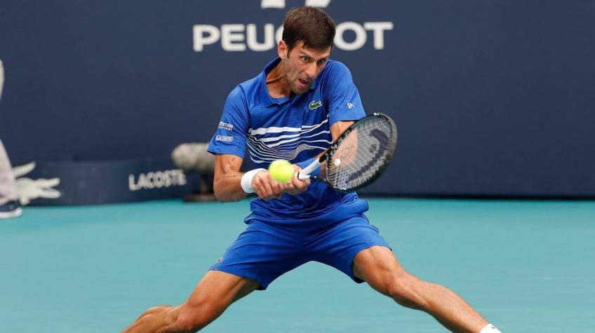Novak Djokovic: 'The worst thing is that next season is...'