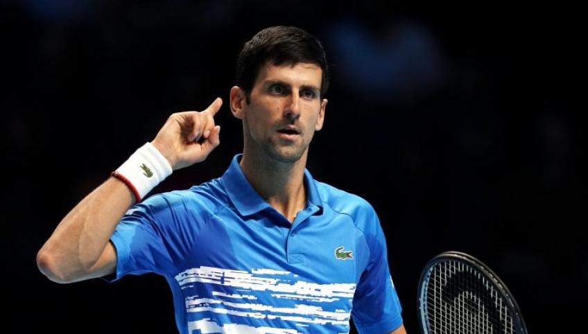 Novak Djokovic equals one record, is hungry to equal another this week