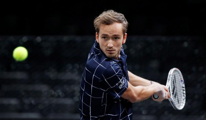 Daniil Medvedev and Lacoste together until 2026