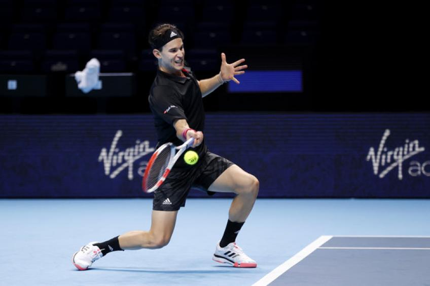 ATP Finals: Dominic Thiem edges Rafael Nadal after titanic battle