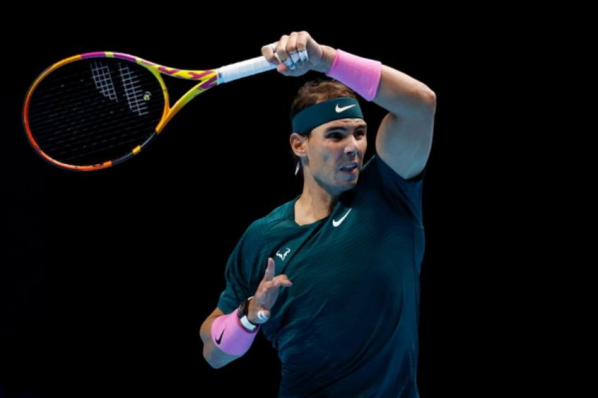 Rafael Nadal: 'I have to make smart schedule and play well in every tournament'
