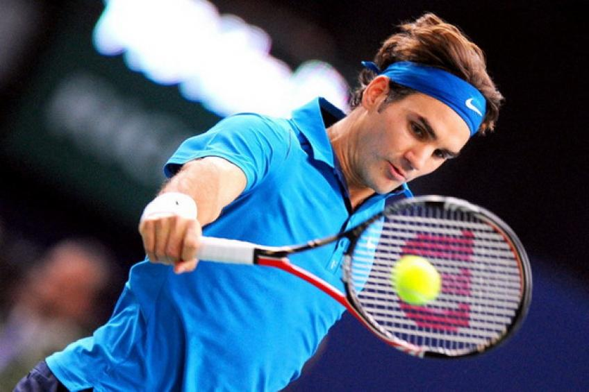 Paris Flashback: Roger Federer eases past Tomas Berdych to reach the final