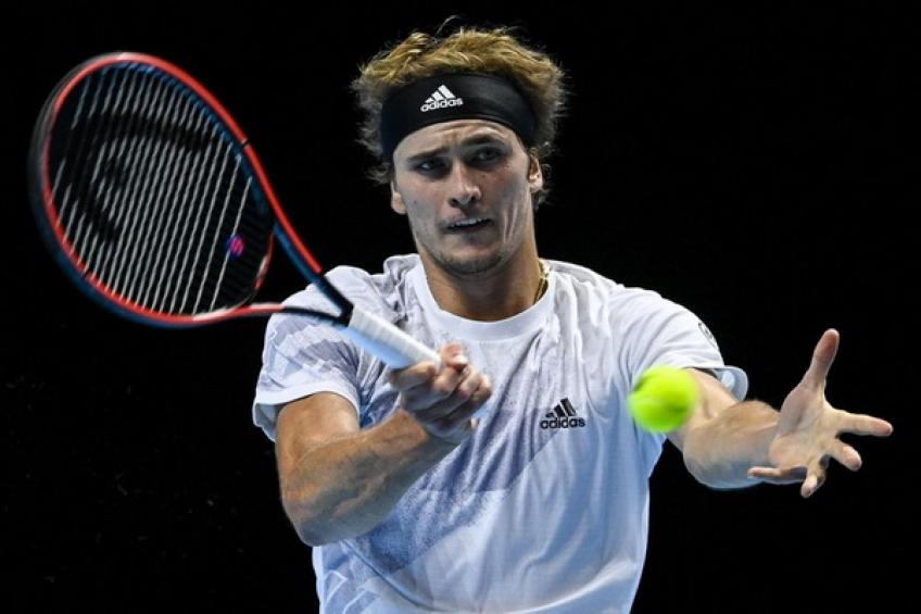 ATP Finals: Alexander Zverev sinks Diego Schwartzman ahead of Novak Djokovic clash