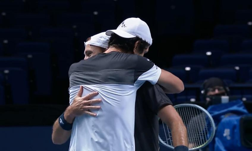 ATP Finals: Lukasz Kubot & Marcelo Melo end partnership with win