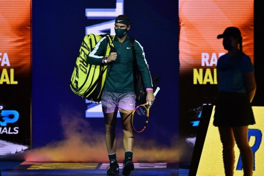 Rafael Nadal moves ahead of John McEnroe and enters 'Club 20'