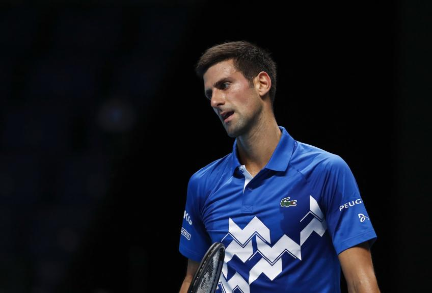 Novak Djokovic: I have to put my hats down and congratulate to Dominic Thiem