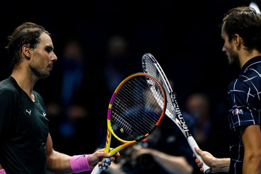Rafael Nadal: 'I wish Daniil Medvedev all the best, he played a great match'