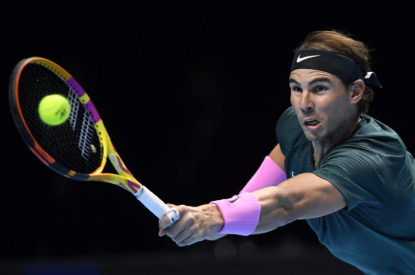 'Rafael Nadal could not finish a magnificent season with...', says top coach
