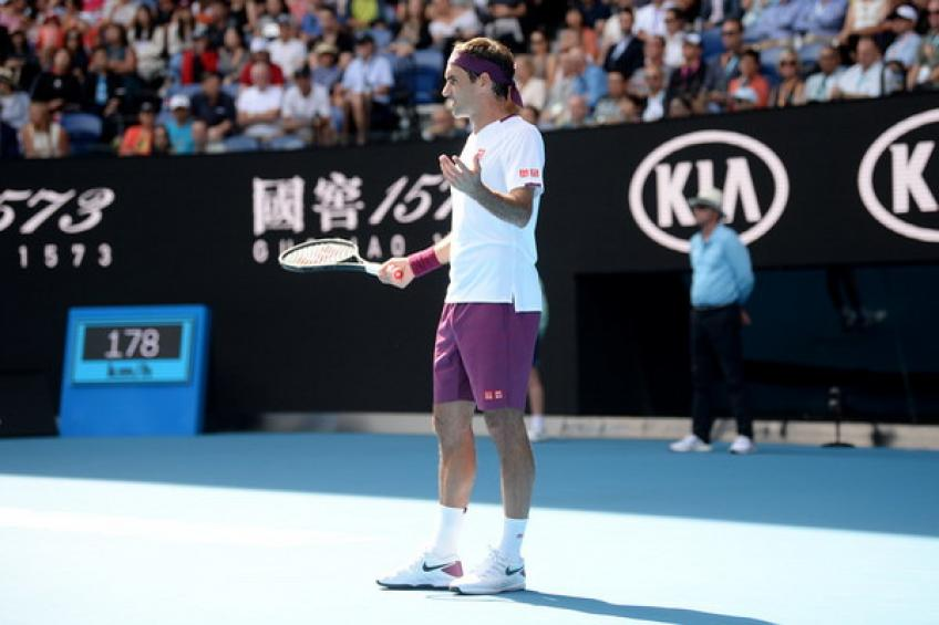Roger Federer will not win the 14th Stefan Edberg Sportsmanship Award