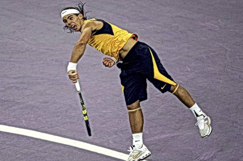 ATP Finals Flashback: Rafael Nadal scores first victory at this level on debut