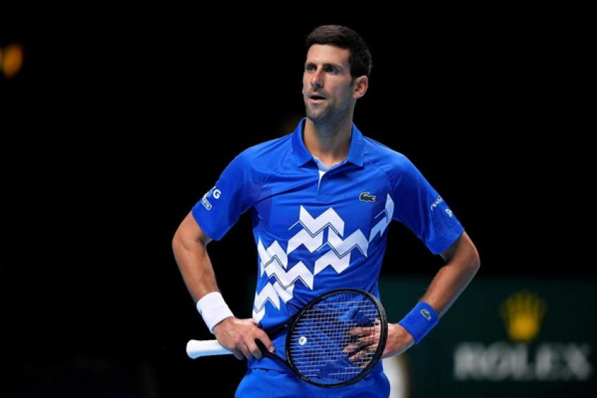 Novak Djokovic: 'I can't win the ATP Finals every time'