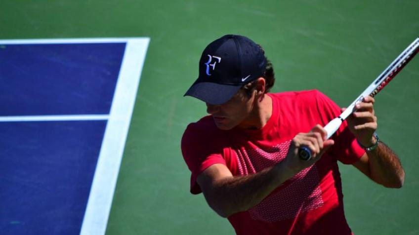 Roger Federer: 'You have to stay focused on the ball and not be bored'