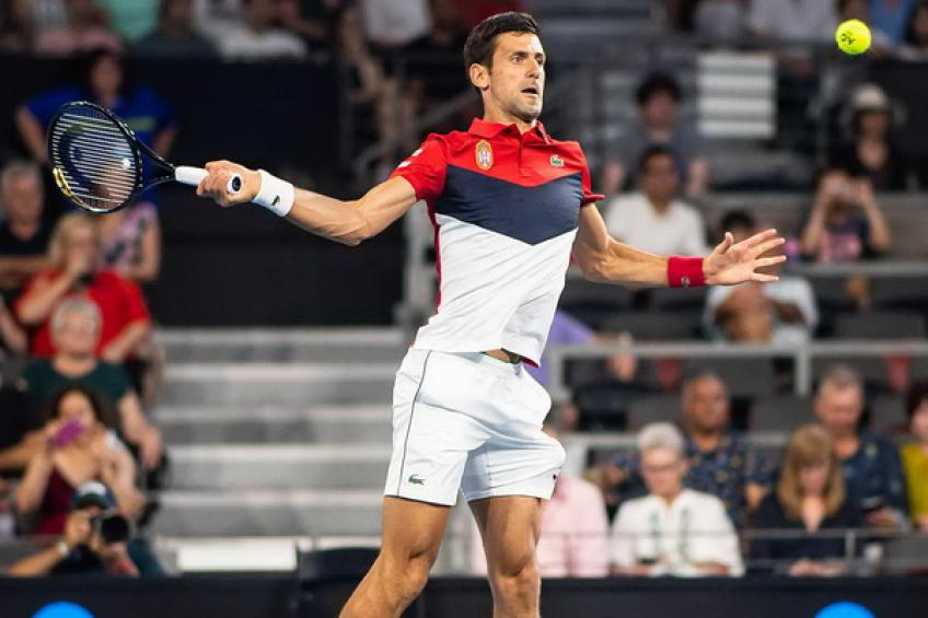 2020 in Review: Novak Djokovic scores two wins over France