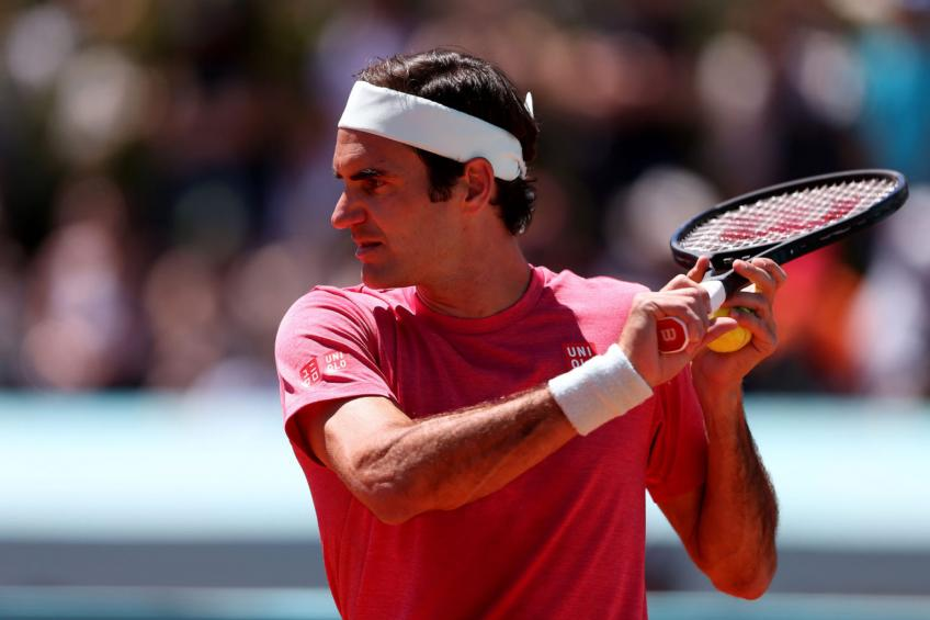 'We would like Roger Federer to stop on a Grand Slam title', says ATP ace
