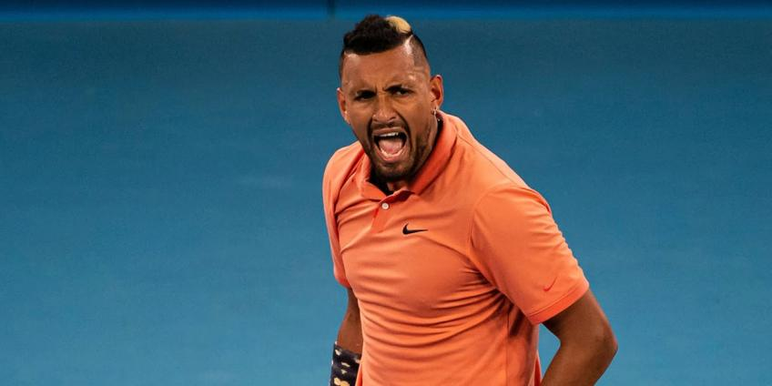 "Nick Kyrgios: ""I'm the best on the Tour for..."""