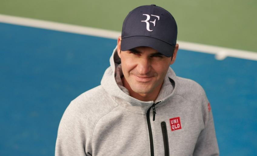 'You want to be what Roger Federer is', says Next Gen star
