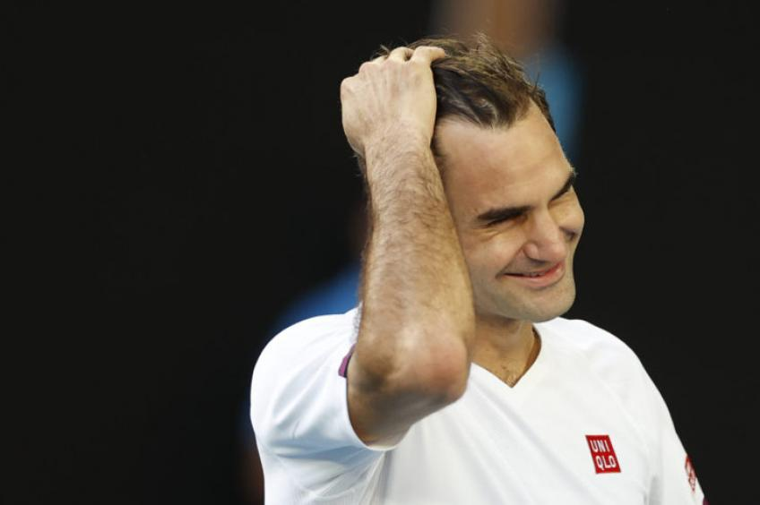 Roger Federer: 'You could cramp because of stress, playing with fatigue and...'